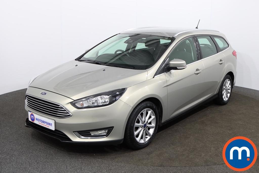Ford Focus ST - Stock Number 1147786 Passenger side front corner