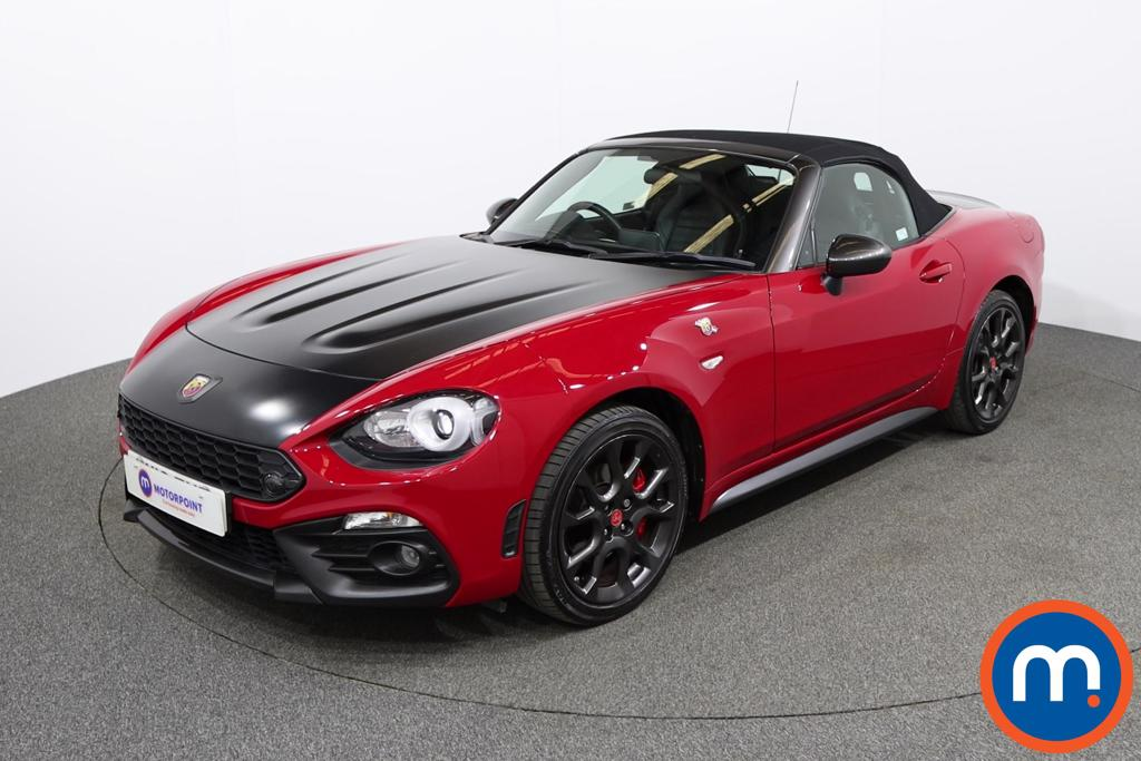Abarth 124 Spider 1.4 T MultiAir 2dr - Stock Number 1148289 Passenger side front corner