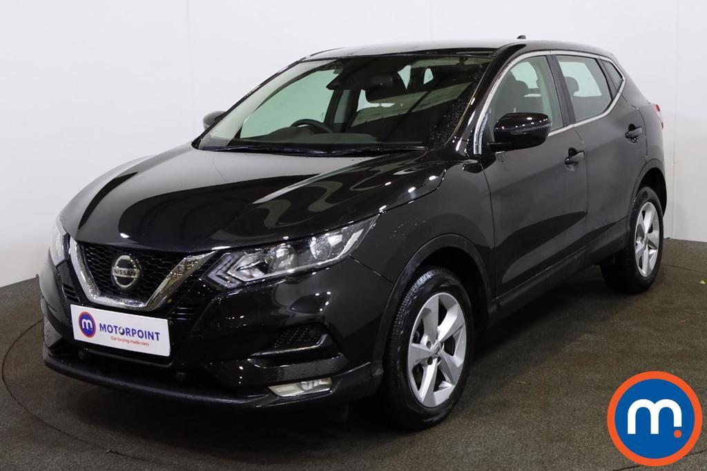 Nissan Qashqai Acenta Premium - Stock Number 1136465 Passenger side front corner