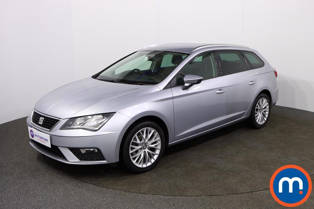 Seat Leon 1.6 TDI SE Dynamic Technology 5dr - Stock Number 1136945 Passenger side front corner