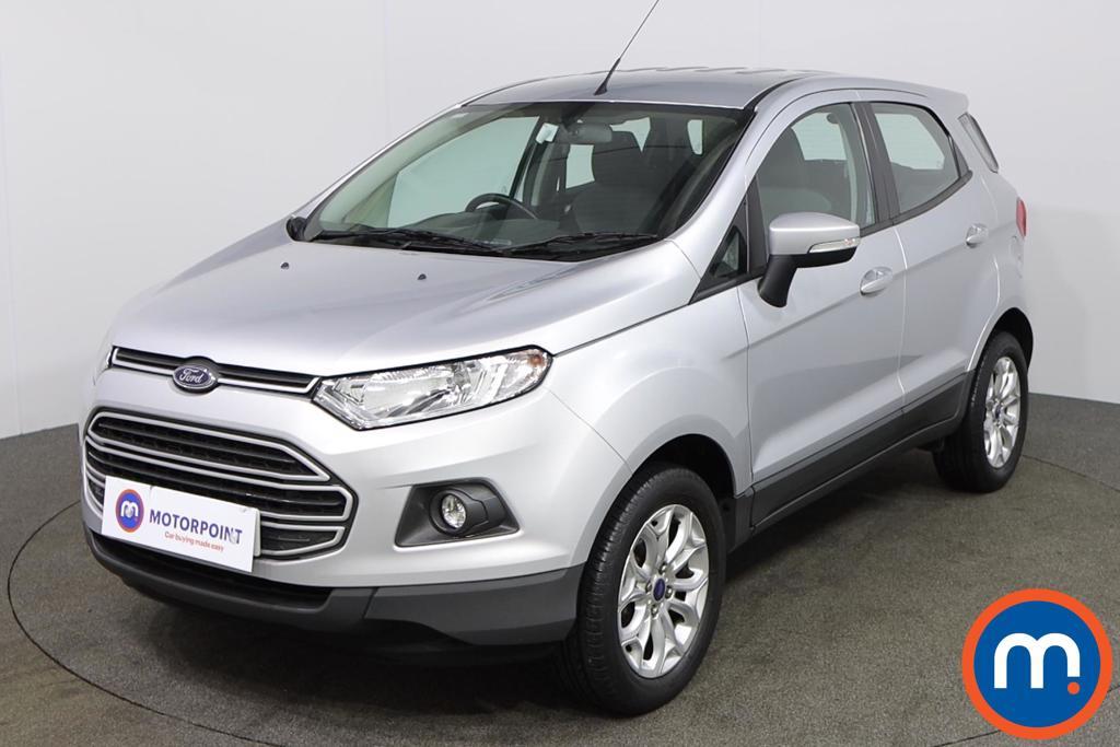 Ford Ecosport Zetec - Stock Number 1139779 Passenger side front corner
