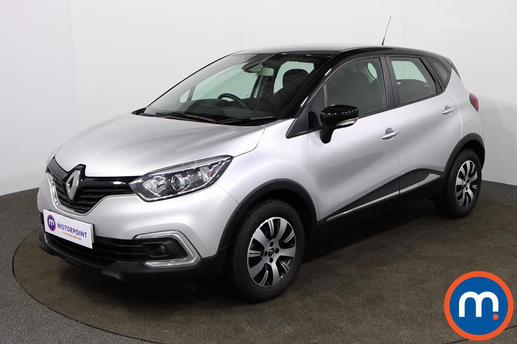 Renault Captur Play - Stock Number 1141439 Passenger side front corner