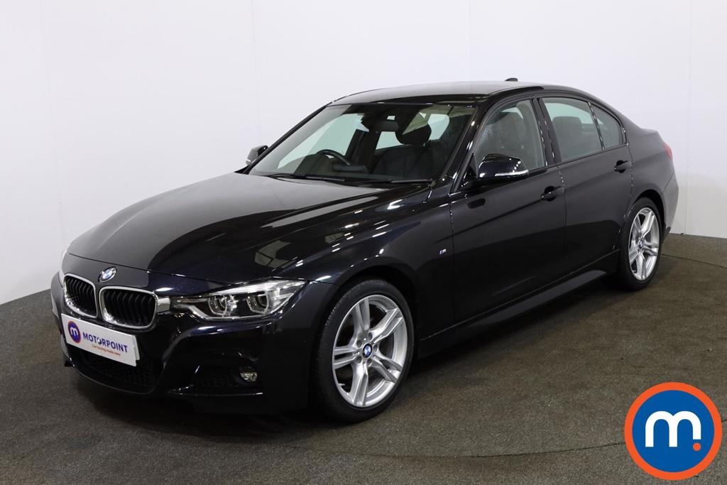 BMW 3 Series 318d M Sport 4dr Step Auto - Stock Number 1142264 Passenger side front corner