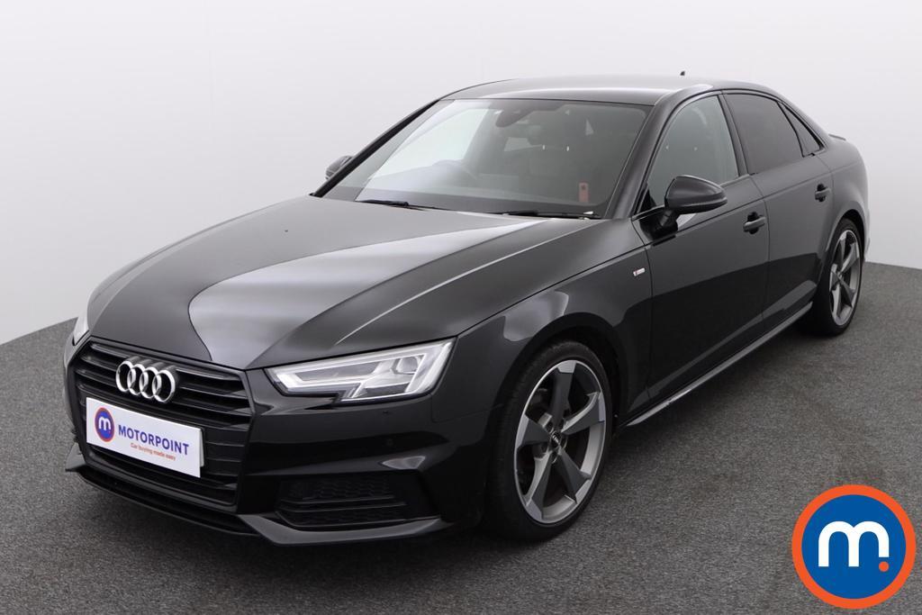 Audi A4 1.4T FSI Black Edition 4dr - Stock Number 1143568 Passenger side front corner