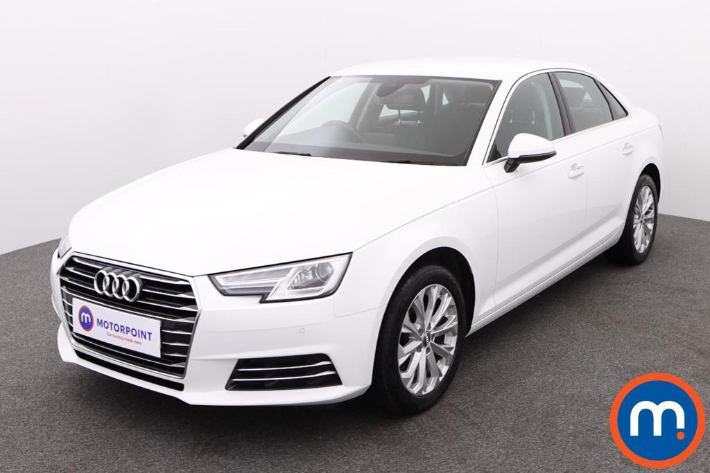 Audi A4 SE - Stock Number 1143576 Passenger side front corner