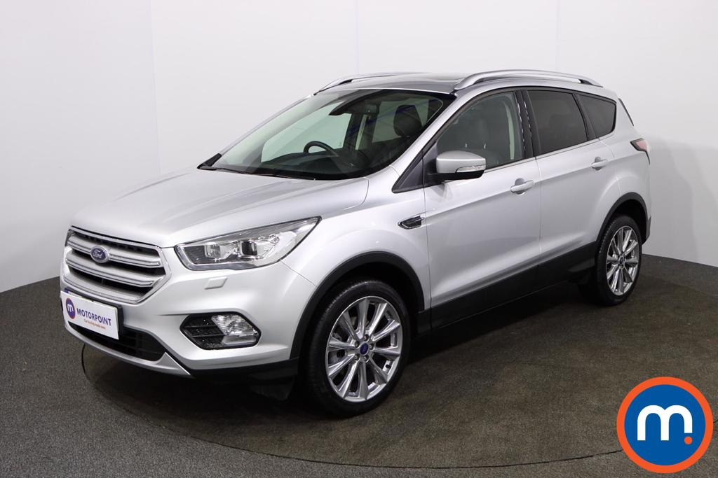 Ford Kuga Titanium X Edition - Stock Number 1144404 Passenger side front corner