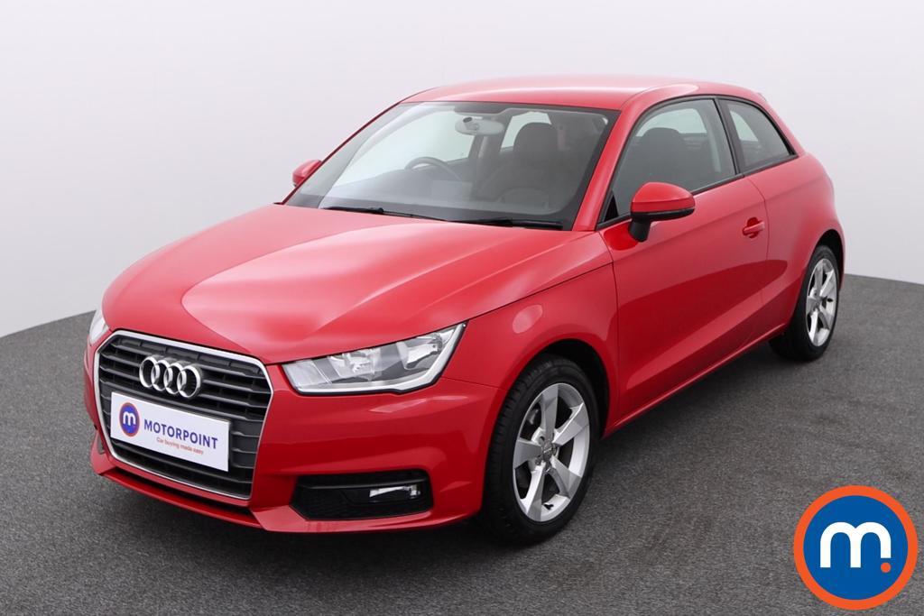 Audi A1 Sport Nav - Stock Number 1144630 Passenger side front corner