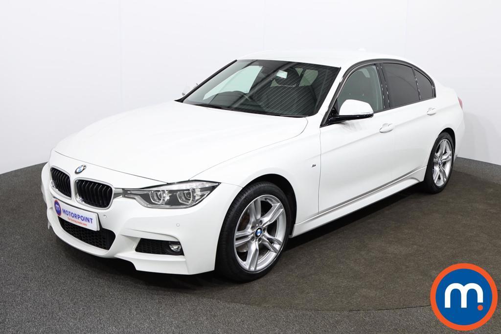 BMW 3 Series M Sport - Stock Number 1144642 Passenger side front corner