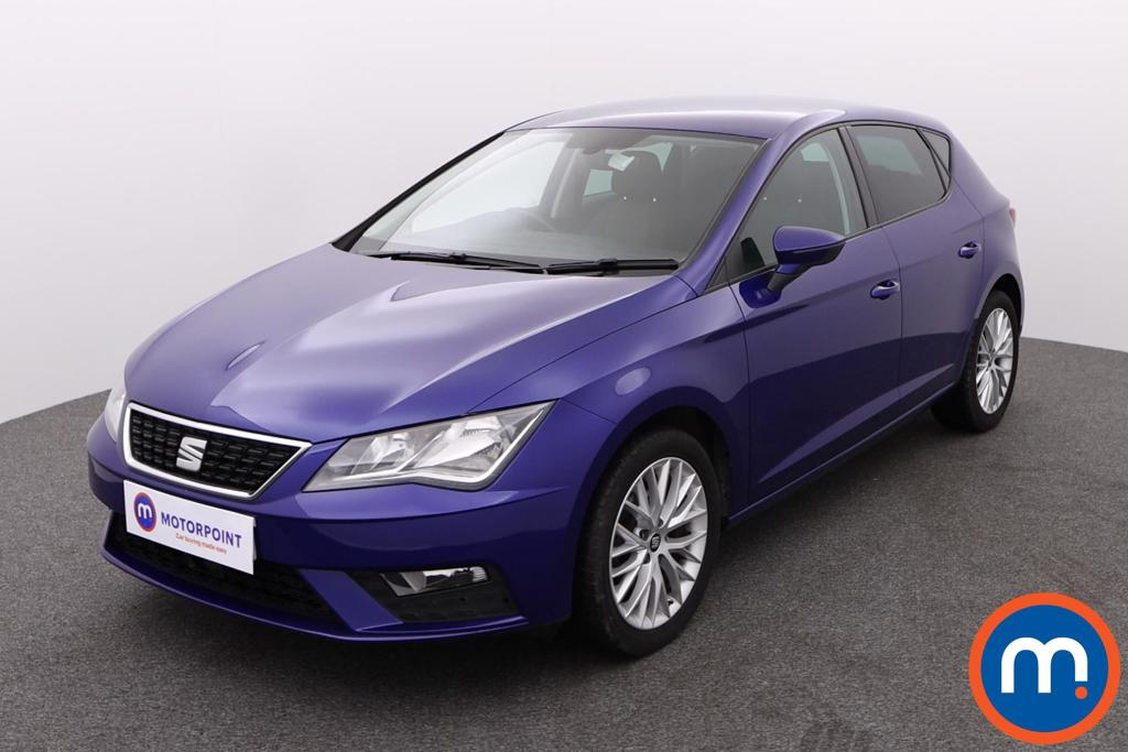 Seat Leon SE Dynamic Technology - Stock Number 1145323 Passenger side front corner