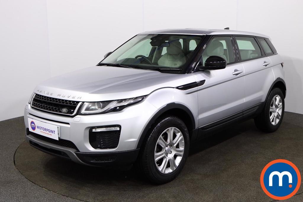 Land Rover Range Rover Evoque SE Tech - Stock Number 1145941 Passenger side front corner