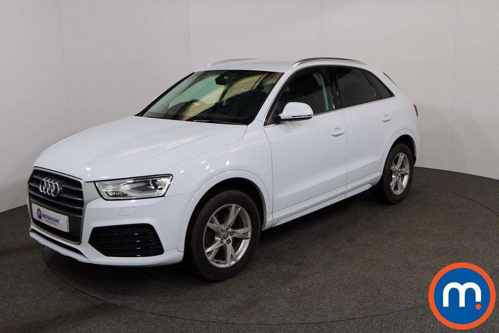 Audi Q3 Sport - Stock Number 1145984 Passenger side front corner