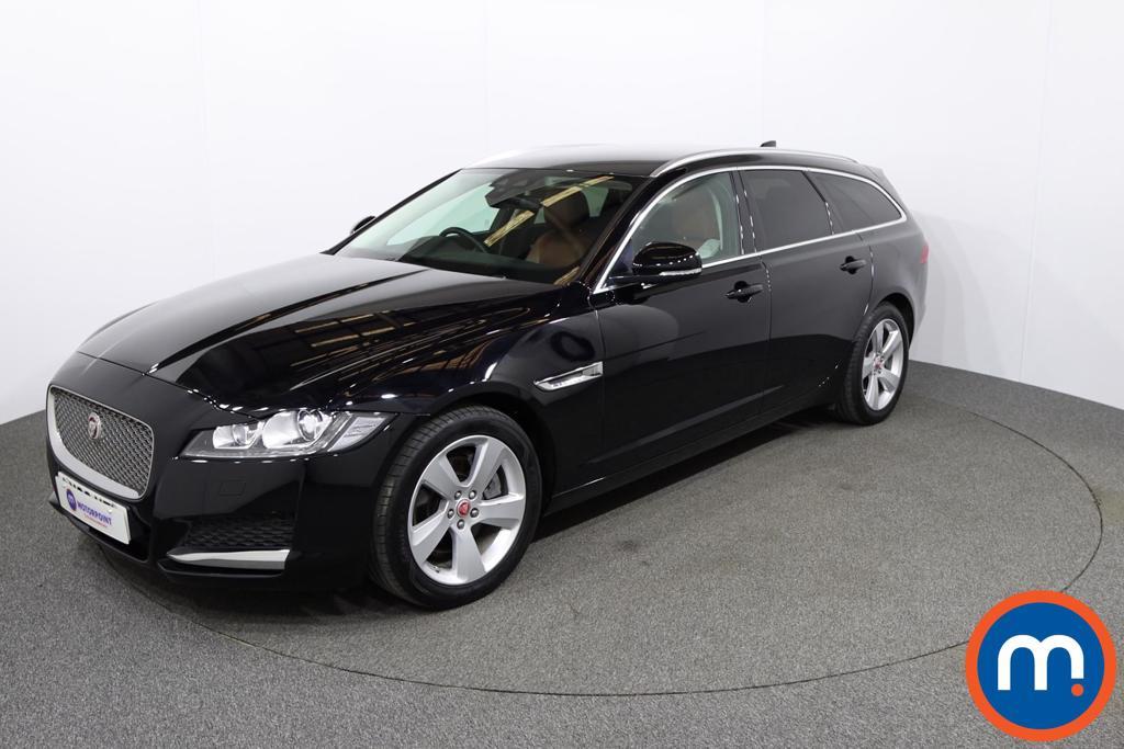 Jaguar XF Portfolio - Stock Number 1146269 Passenger side front corner