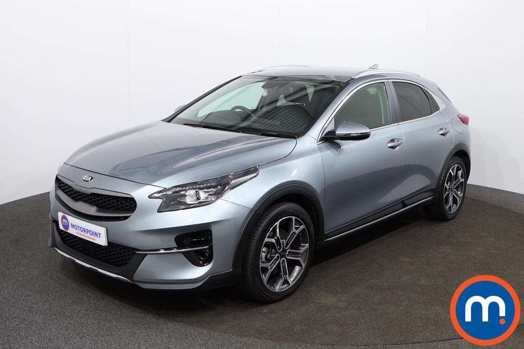 KIA Xceed 1.6 CRDi ISG 3 5dr - Stock Number 1146376 Passenger side front corner