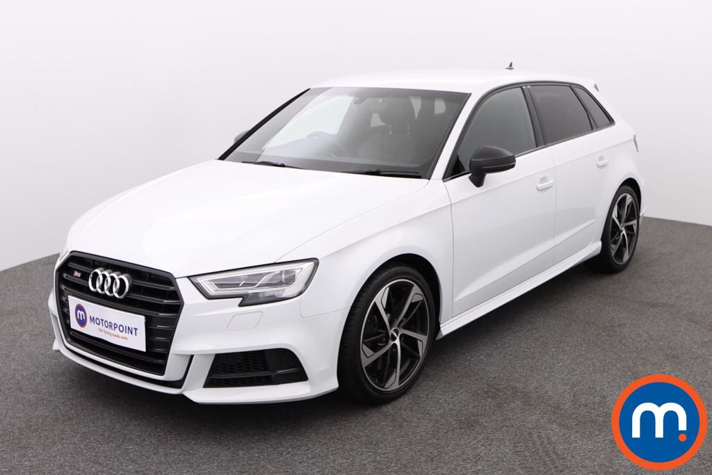 Audi A3 S3 Black Edition - Stock Number 1146458 Passenger side front corner