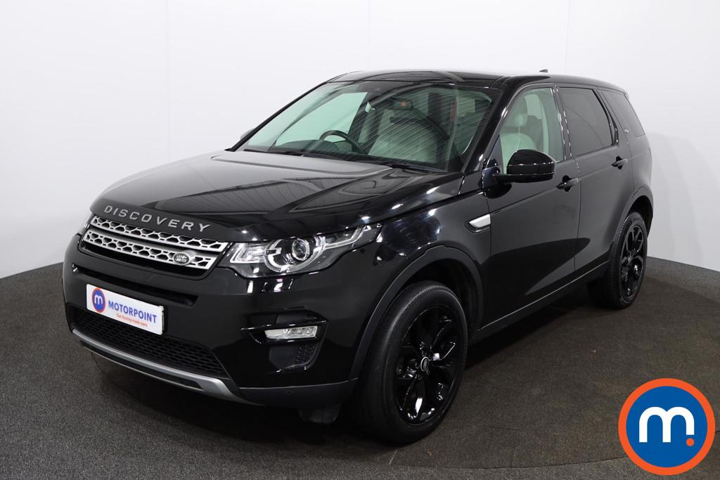Land Rover Discovery Sport HSE - Stock Number 1146516 Passenger side front corner