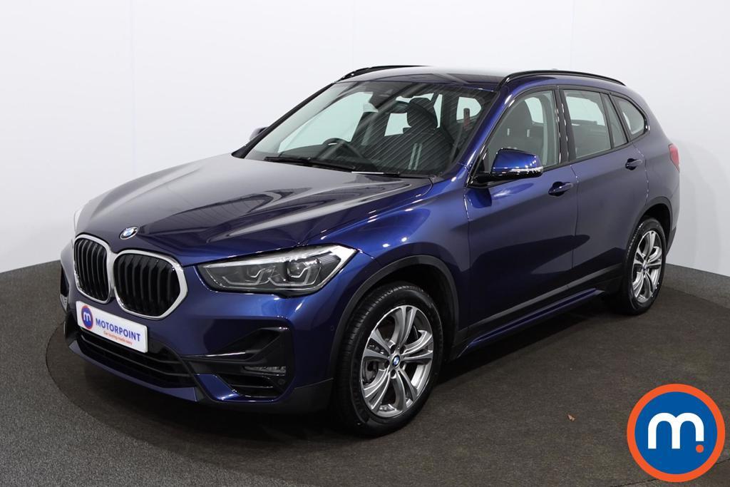 BMW X1 Sport - Stock Number 1146606 Passenger side front corner