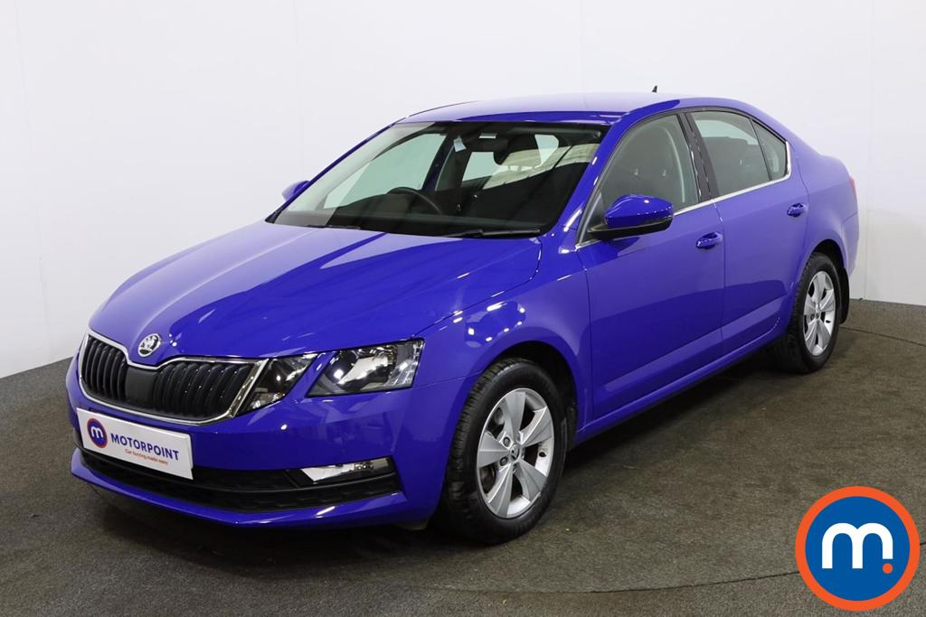 Skoda Octavia SE Technology - Stock Number 1147140 Passenger side front corner