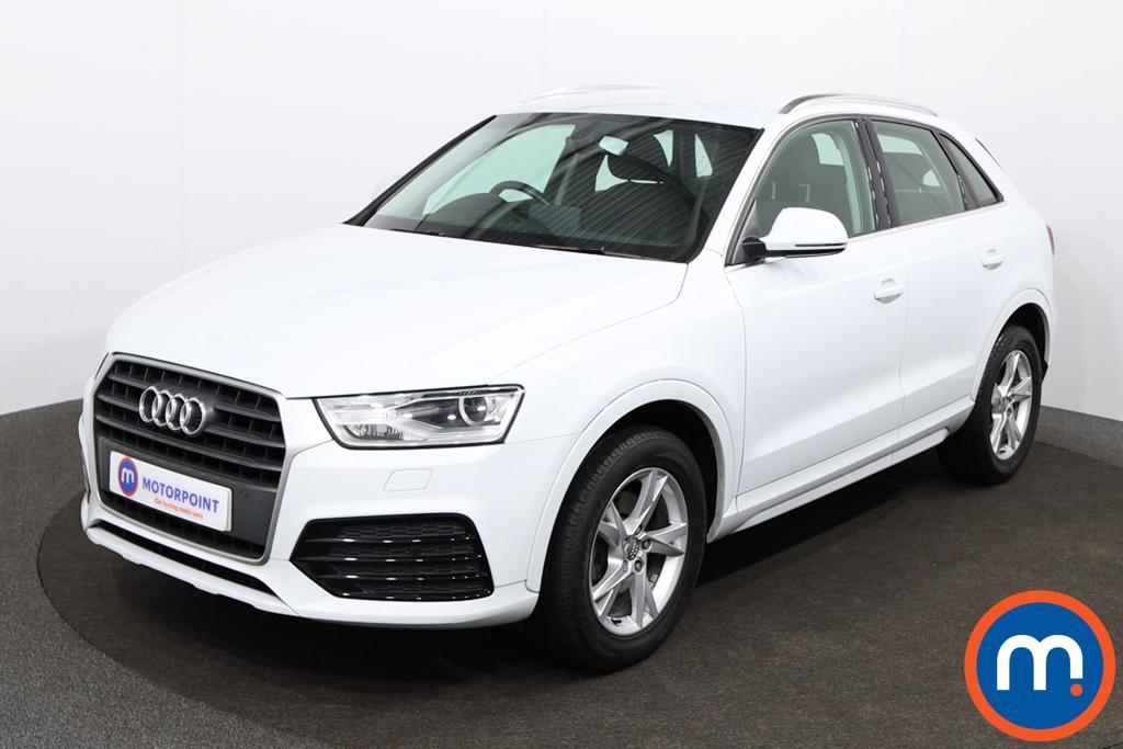 Audi Q3 Sport - Stock Number 1147265 Passenger side front corner