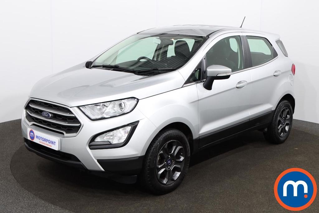 Ford Ecosport Zetec - Stock Number 1148623 Passenger side front corner