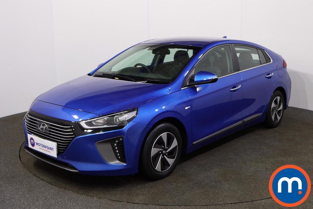Hyundai Ioniq Premium SE - Stock Number 1137550 Passenger side front corner
