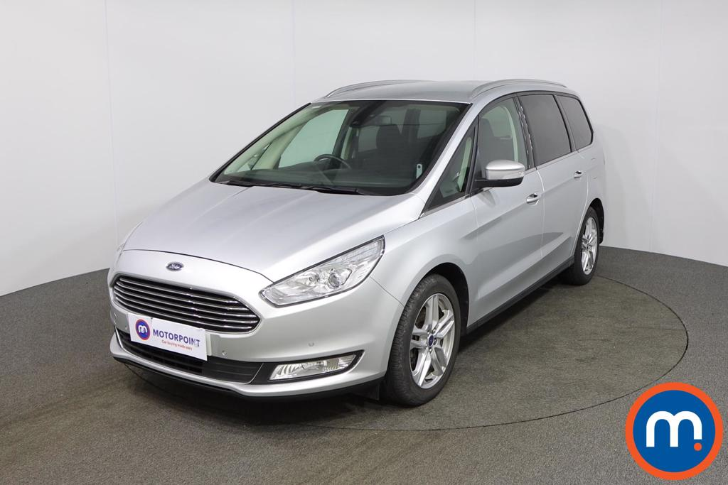 Ford Galaxy 2.0 EcoBlue 190 Titanium 5dr - Stock Number 1139104 Passenger side front corner