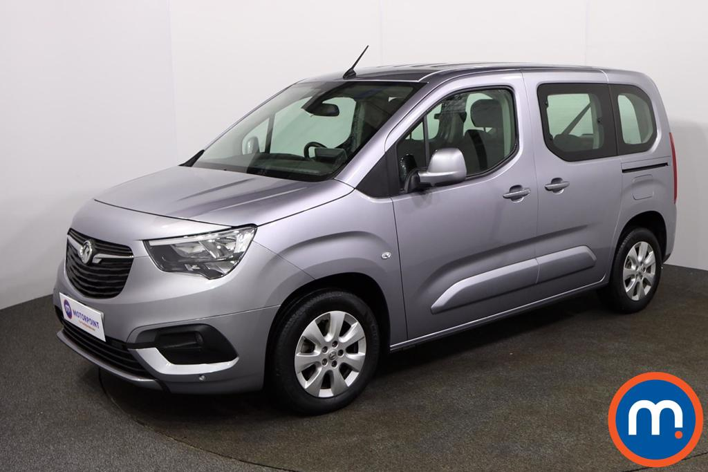 Vauxhall Combo Life 1.5 Turbo D 130 Energy 5dr Auto - Stock Number 1141174 Passenger side front corner