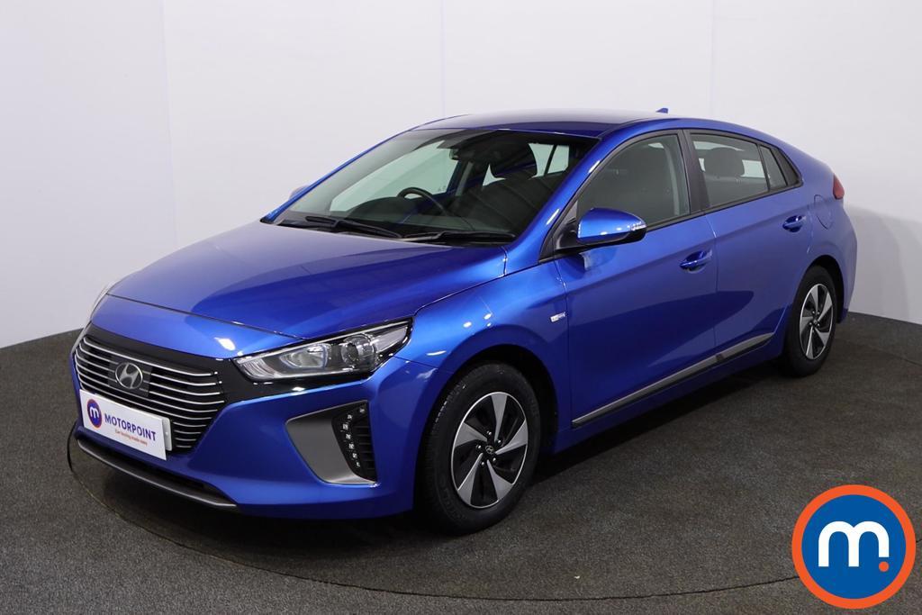 Hyundai Ioniq SE - Stock Number 1142196 Passenger side front corner