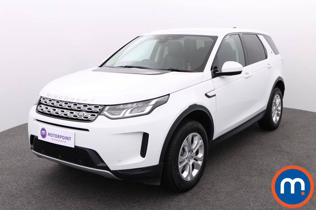 Land Rover Discovery Sport 2.0 P200 S 5dr Auto - Stock Number 1143107 Passenger side front corner