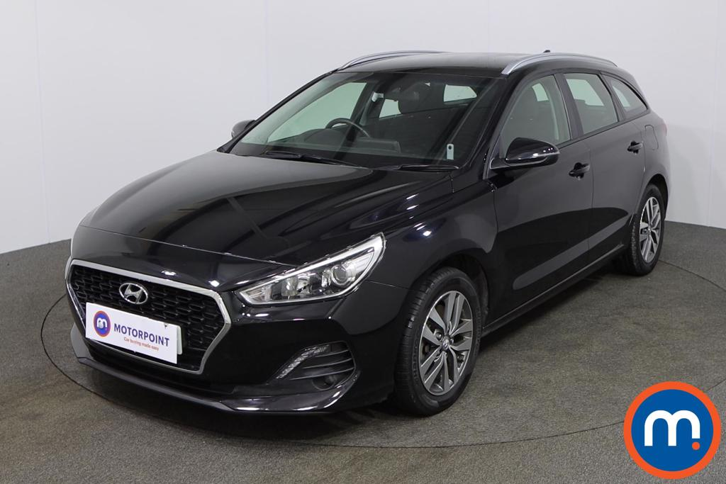 Hyundai I30 1.0T GDI SE Nav 5dr - Stock Number 1143337 Passenger side front corner