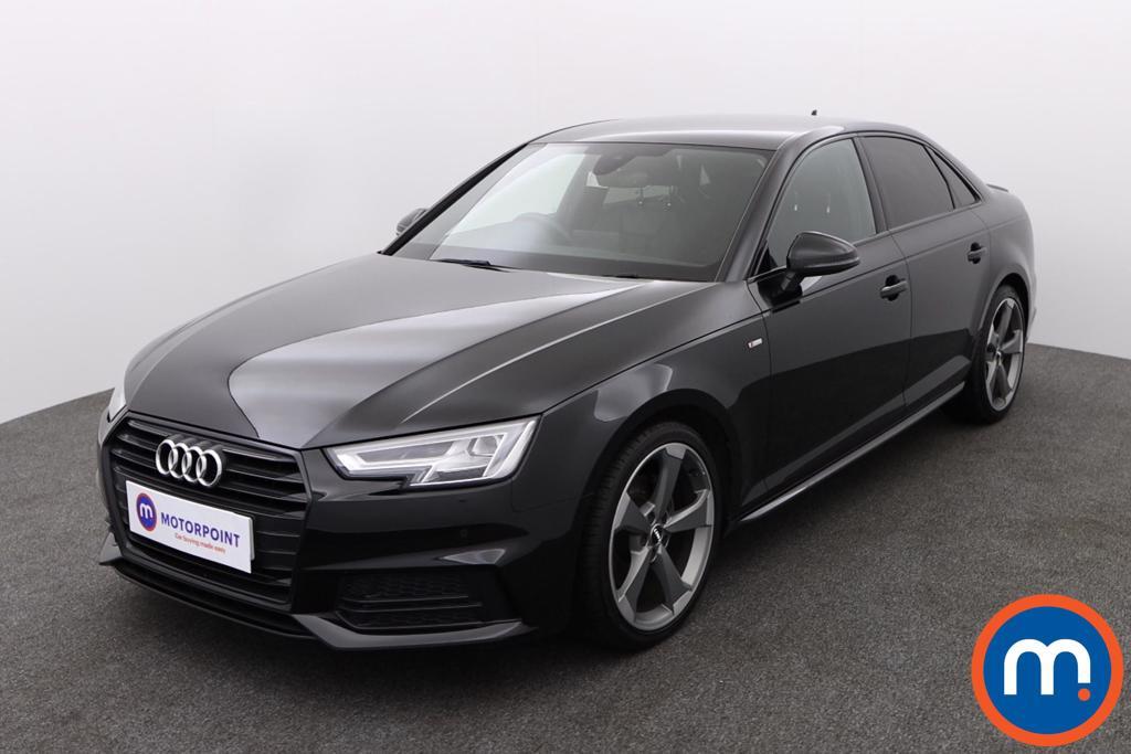 Audi A4 1.4T FSI Black Edition 4dr - Stock Number 1143673 Passenger side front corner