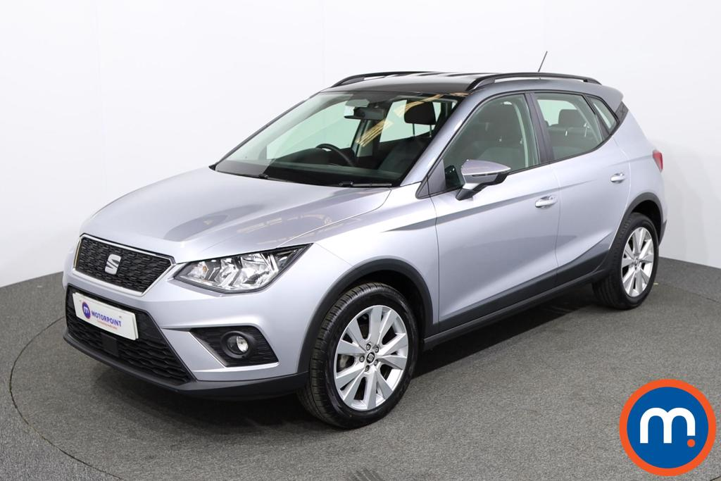 Seat Arona SE Technology Lux - Stock Number 1145243 Passenger side front corner