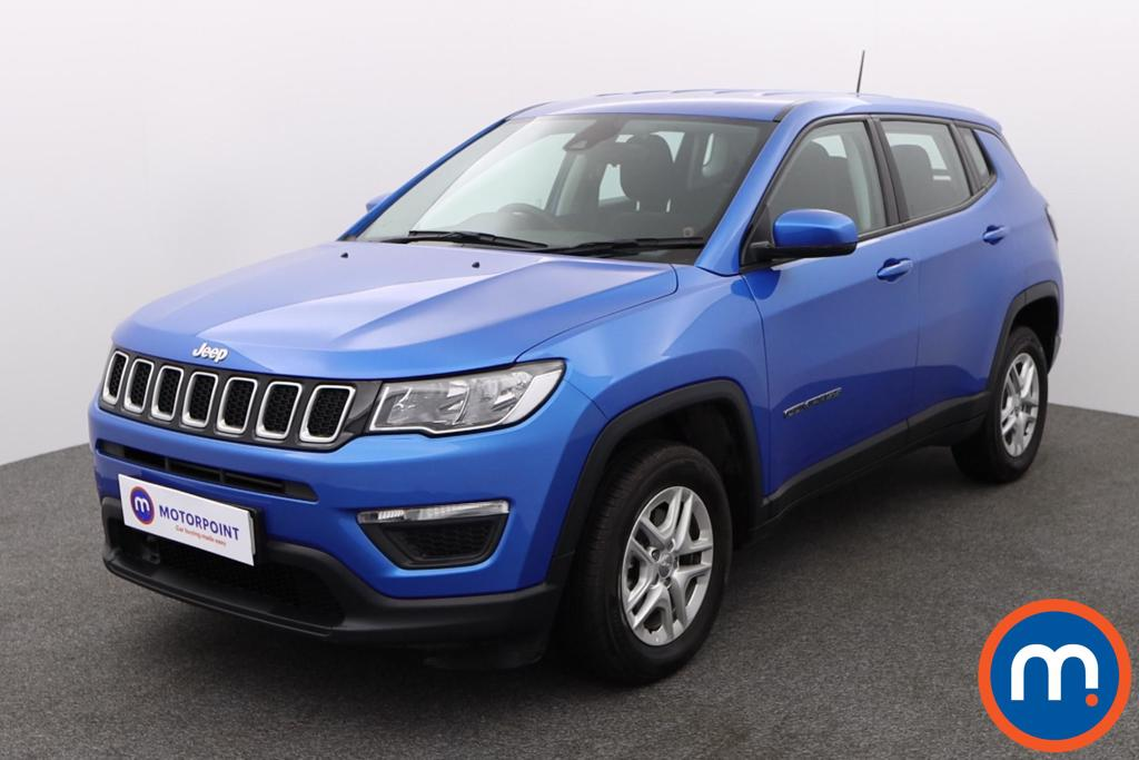 Jeep Compass 1.6 Multijet 120 Sport 5dr [2WD] - Stock Number 1146138 Passenger side front corner