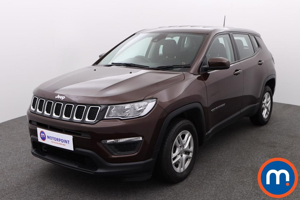 Jeep Compass 1.6 Multijet 120 Sport 5dr [2WD] - Stock Number 1146139 Passenger side front corner
