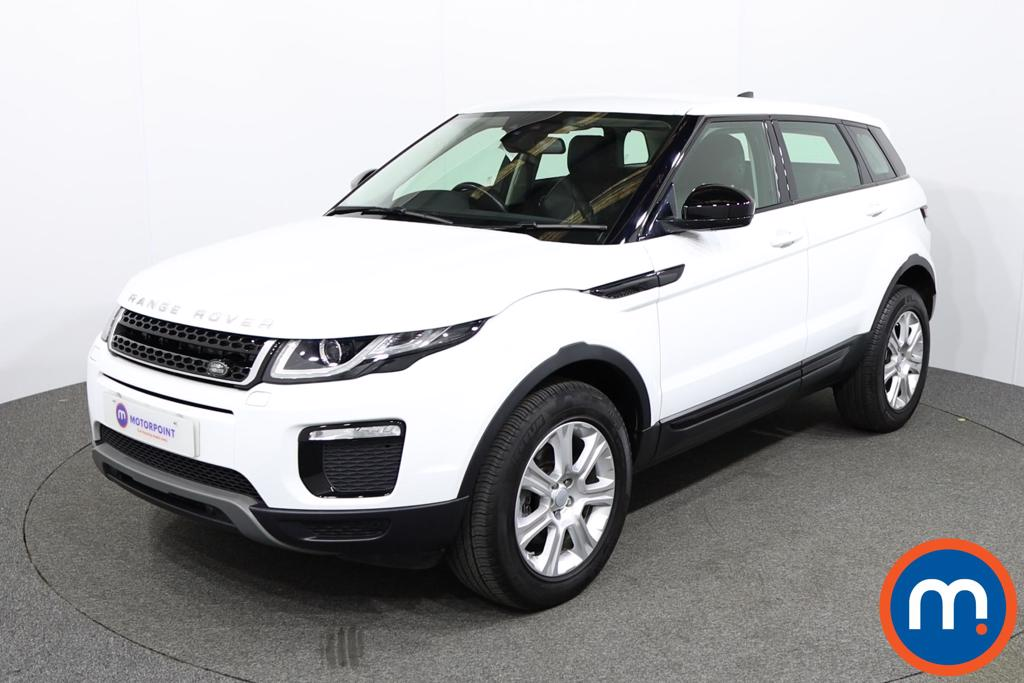 Land Rover Range Rover Evoque SE Tech - Stock Number 1146510 Passenger side front corner