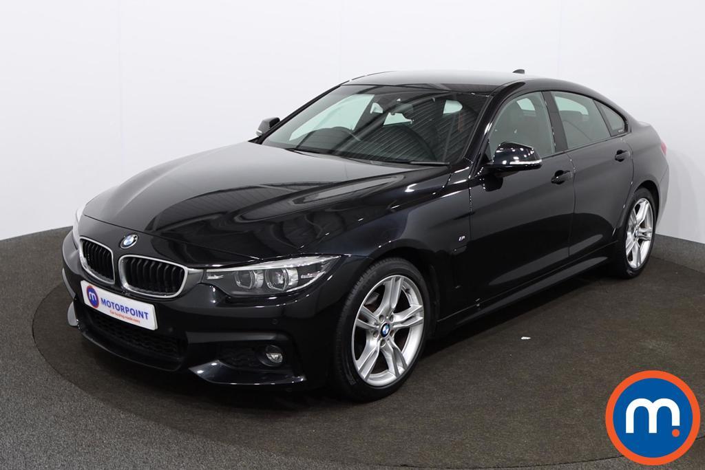BMW 4 Series M Sport - Stock Number 1146680 Passenger side front corner