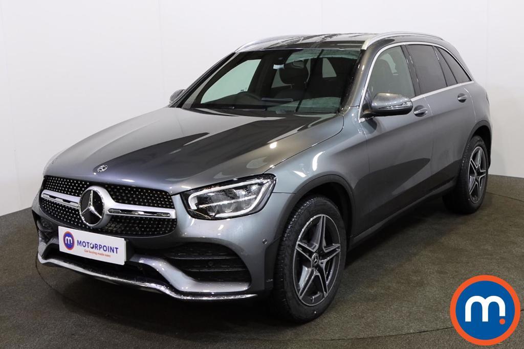 Mercedes-Benz GLC AMG Line - Stock Number 1147389 Passenger side front corner