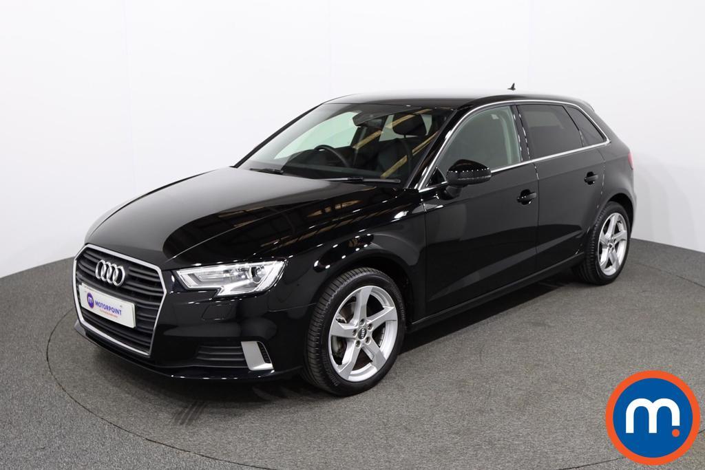 Audi A3 Sport - Stock Number 1147938 Passenger side front corner
