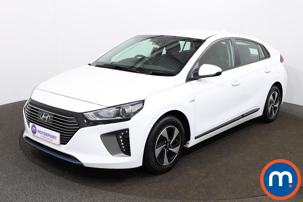 Hyundai Ioniq 1.6 GDi Hybrid SE 5dr DCT - Stock Number 1148391 Passenger side front corner
