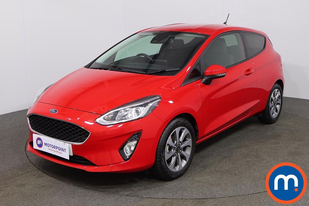 Ford Fiesta Trend - Stock Number 1148423 Passenger side front corner