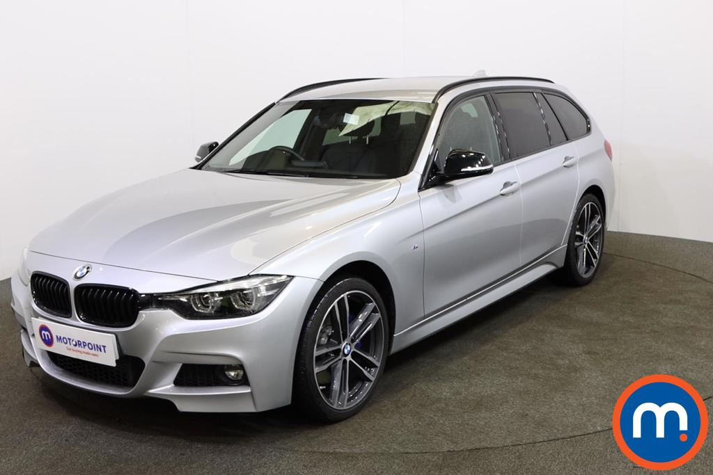 BMW 3 Series 320d xDrive M Sport Shadow Edition 5dr Step Auto - Stock Number 1148782 Passenger side front corner