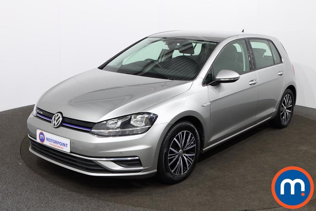 Volkswagen Golf 1.5 TSI EVO SE [Nav] 5dr - Stock Number 1145531 Passenger side front corner