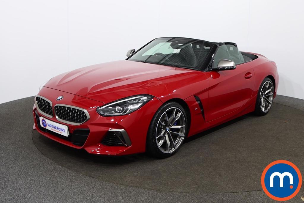 BMW Z4 sDrive M40i 2dr Auto - Stock Number 1146423 Passenger side front corner