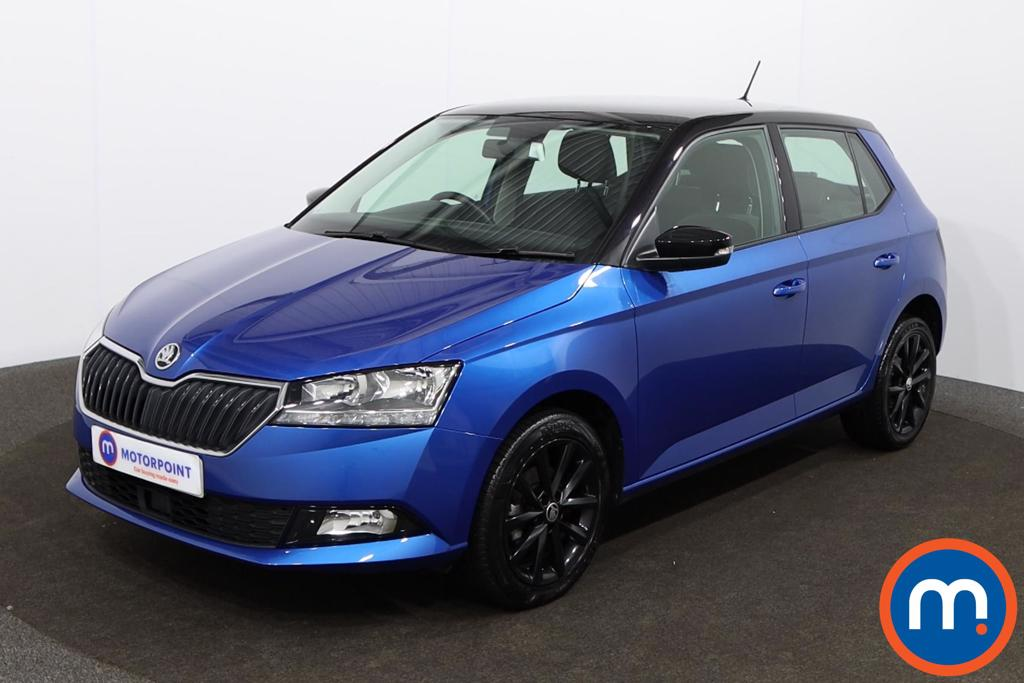 Skoda Fabia 1.0 MPI Colour Edition 5dr - Stock Number 1147351 Passenger side front corner