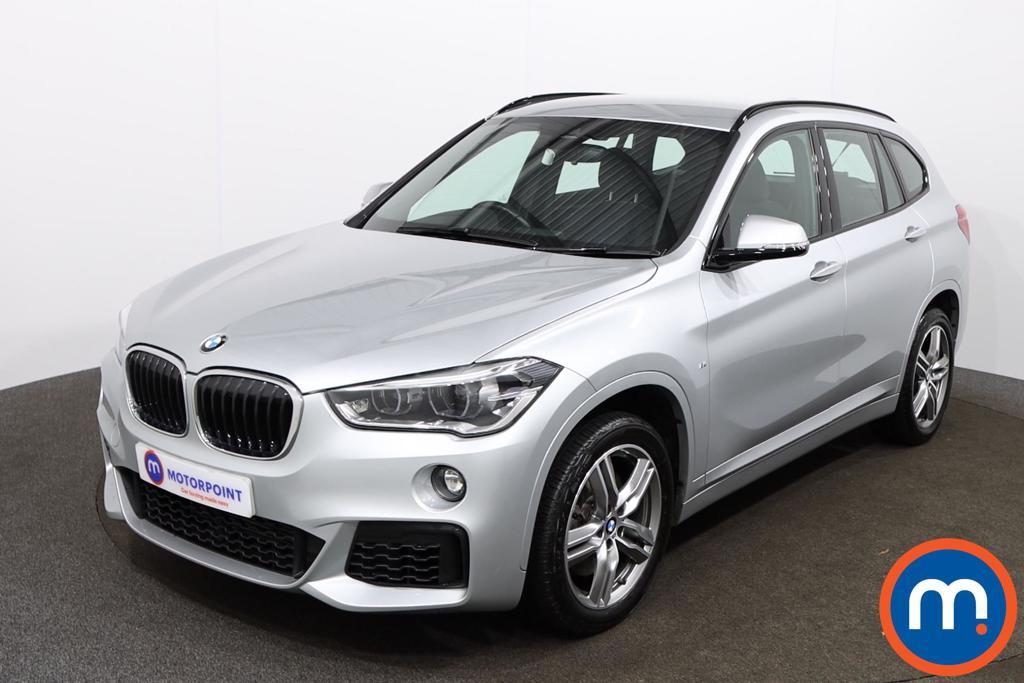 BMW X1 sDrive 20i M Sport 5dr Step Auto - Stock Number 1148337 Passenger side front corner