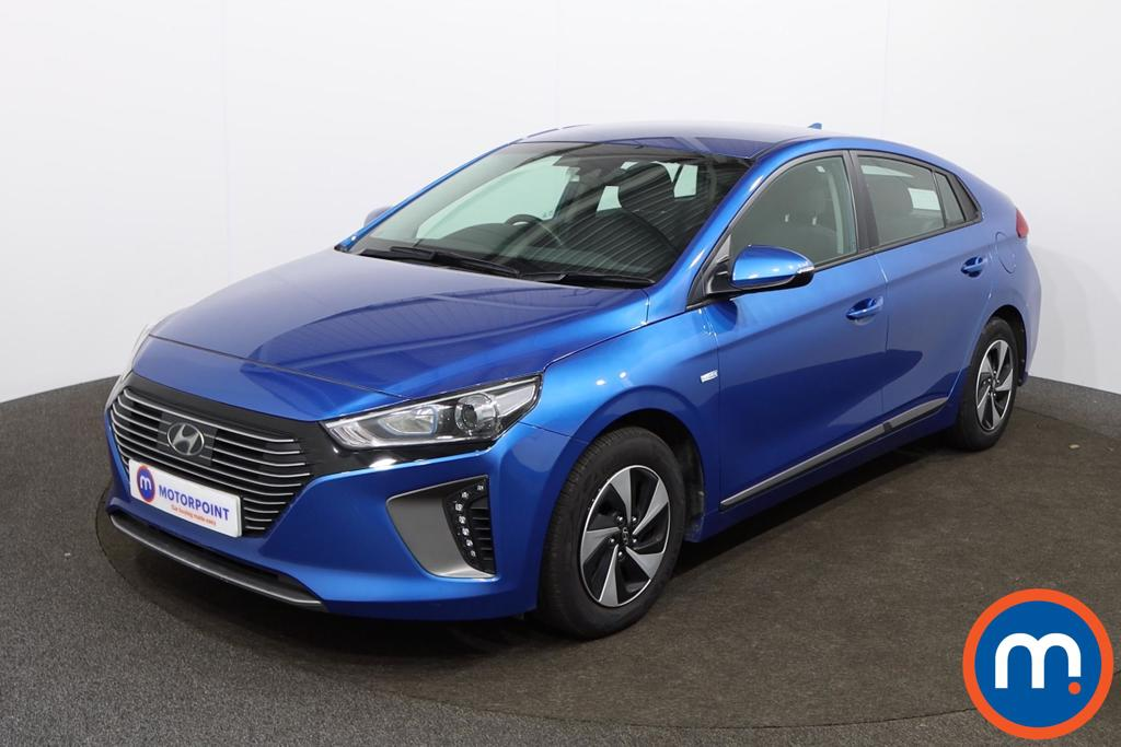 Hyundai Ioniq 1.6 GDi Hybrid SE 5dr DCT - Stock Number 1142308 Passenger side front corner