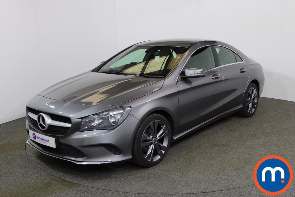 Mercedes-Benz CLA CLA 180 Sport 4dr Tip Auto - Stock Number 1145783 Passenger side front corner
