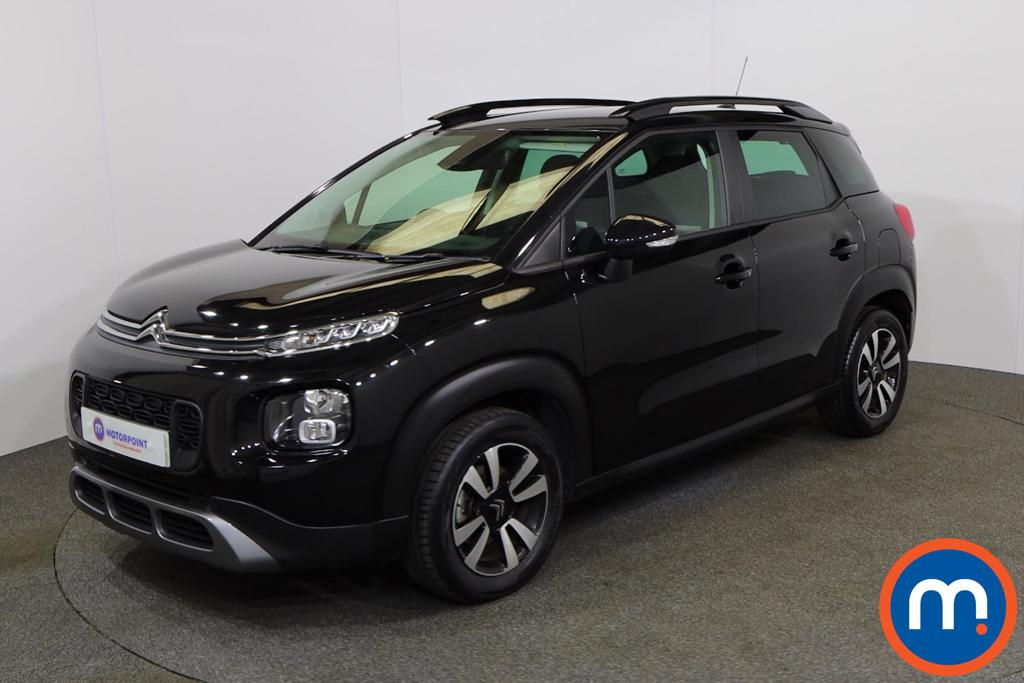Citroen C3 Aircross 1.2 PureTech 110 Feel 5dr [6 speed] - Stock Number 1148237 Passenger side front corner