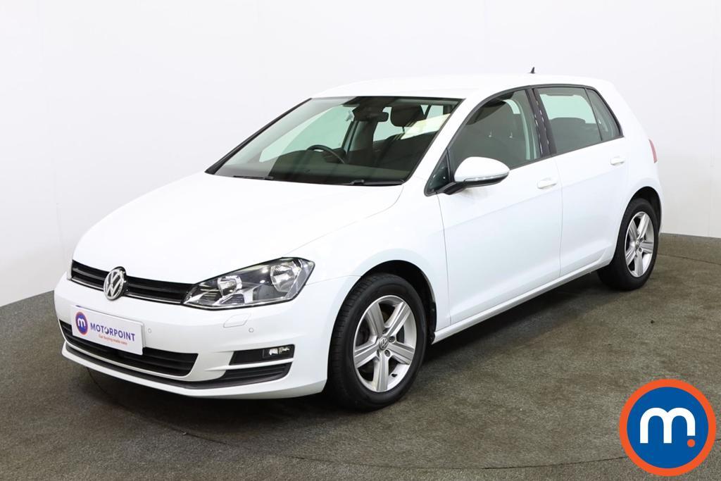 Volkswagen Golf Match Edition - Stock Number 1138261 Passenger side front corner
