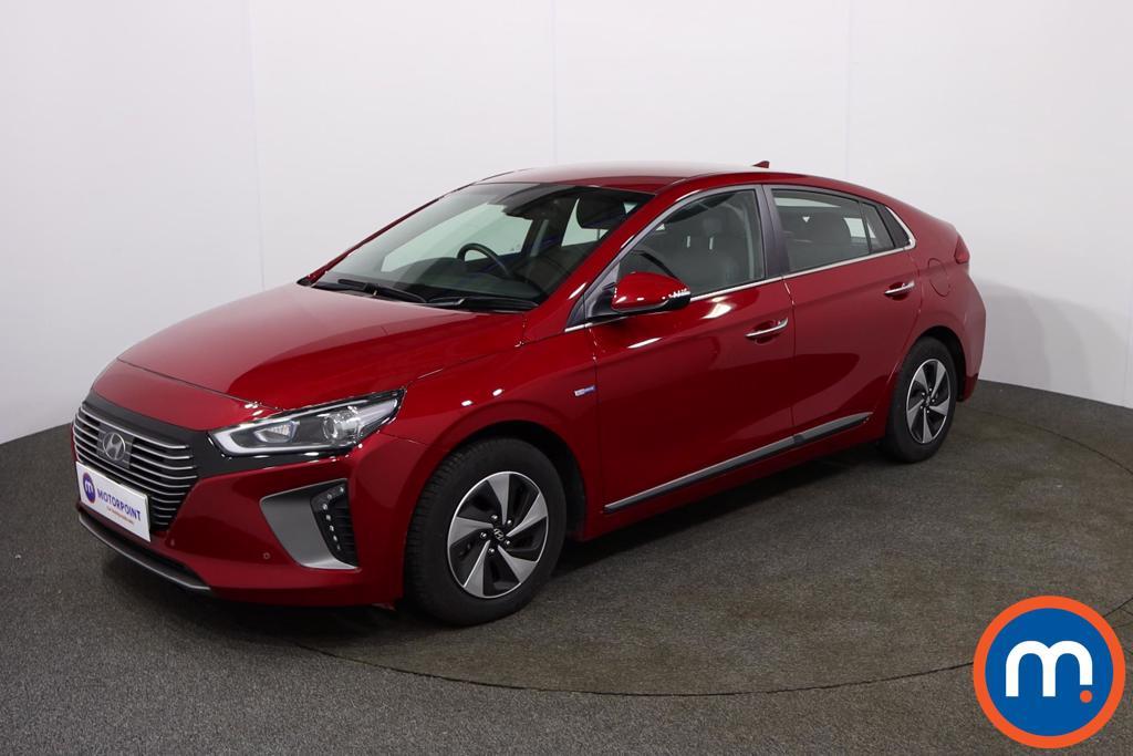 Hyundai Ioniq 1.6 GDi Hybrid Premium SE 5dr DCT - Stock Number 1141453 Passenger side front corner