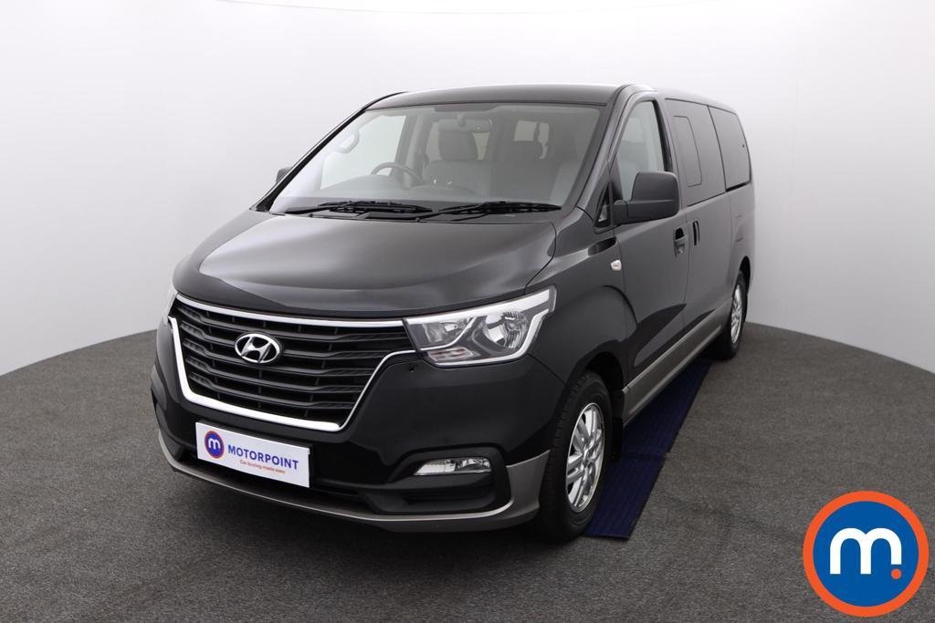 Hyundai I800 SE Nav - Stock Number 1142926 Passenger side front corner